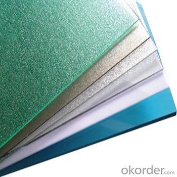 Buy Polycarbonate Solid Sheet 8mm Lexan Makrolon Price