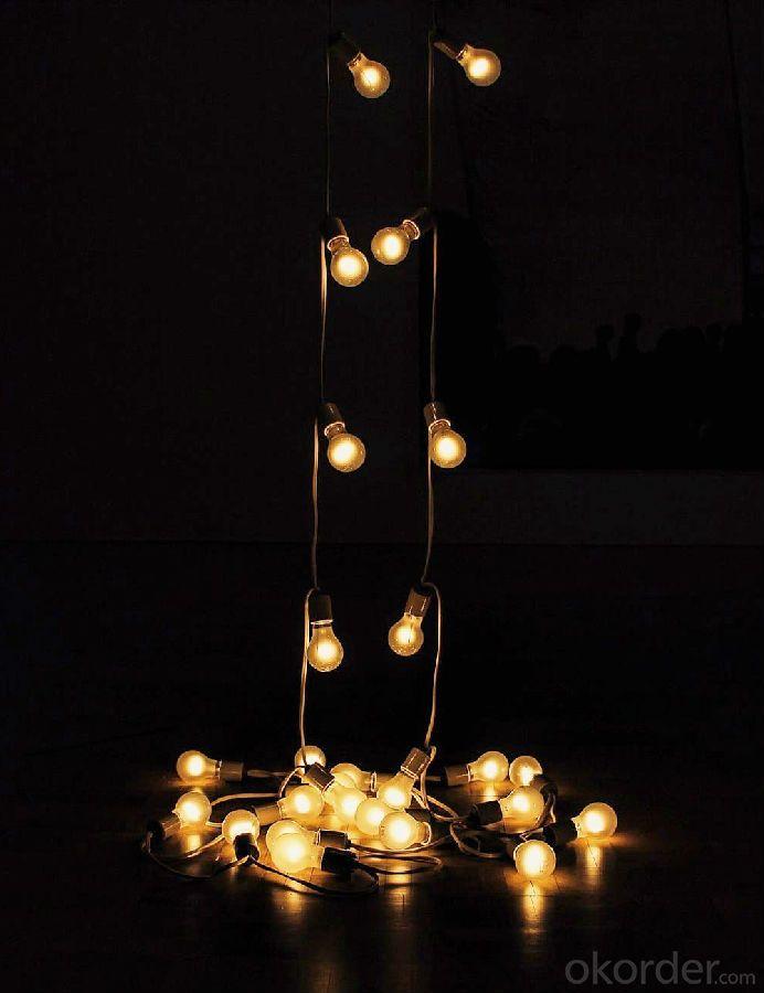 buy 25ft g40 clear globe bulbs patio string lights indoor