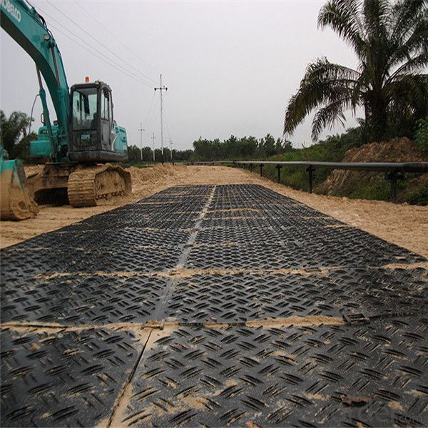 Temporary Construction Roads : Buy uhmwpe construction temporary road ground mat price