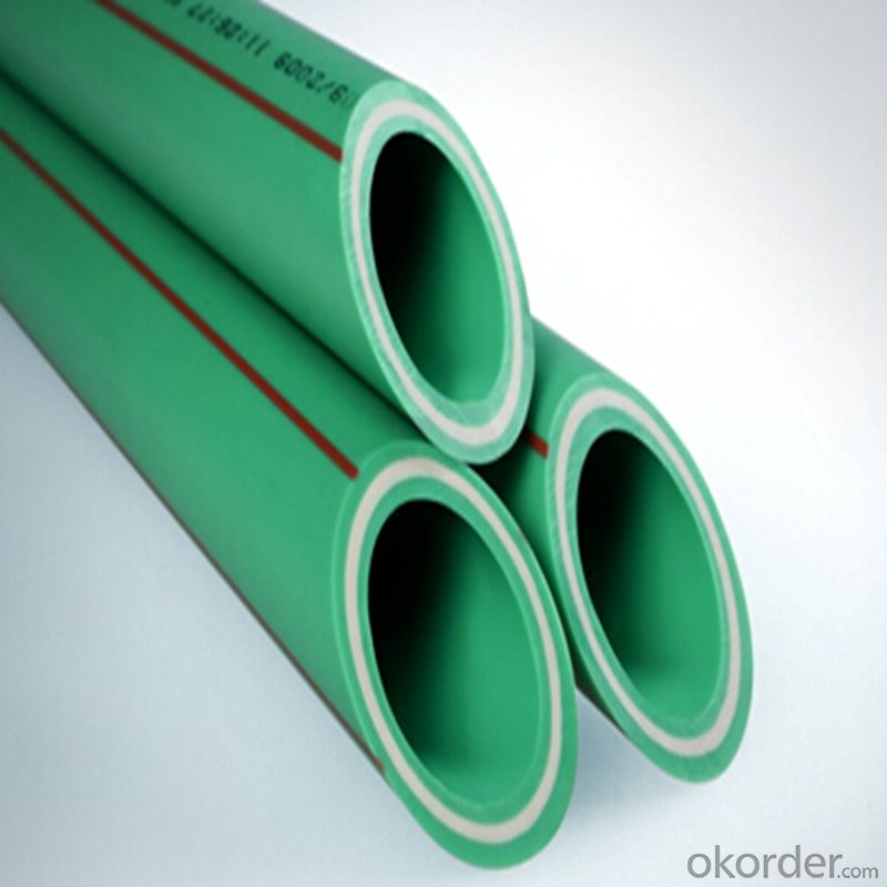 Buy water plastic composite ppr pipe for hot price