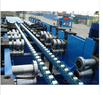 sheet metal rolling machines are widely used