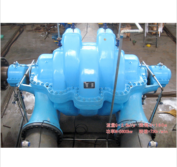 Two stage air compressors have high power