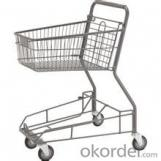 How much do shopping trolleys cost?
