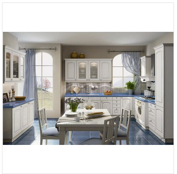 OKorder what type of paint for kitchen cabinets