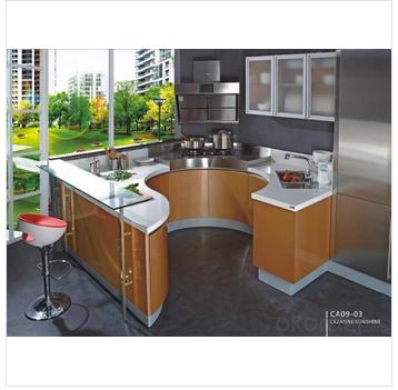 OKorder Disadvantages of black kitchen appliances