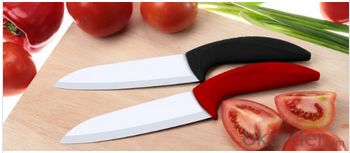 OKorder  how to sharpen ceramic knife