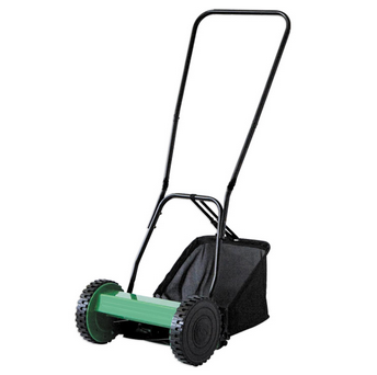 OKorder How to use the non electric lawn mower?