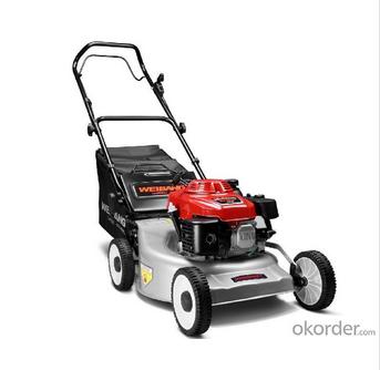 OKorder A useful lawn mower manual