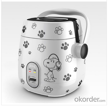 OKorder Aroma rice cooker and food steamer