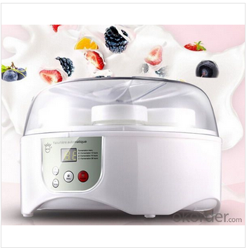 OKorder How to make yogurt by electric yogurt maker
