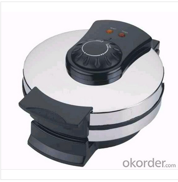 OKorder How to clean waffle maker removable plates