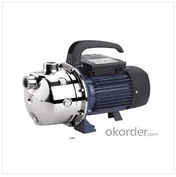 OKorder How does submersible water pump work