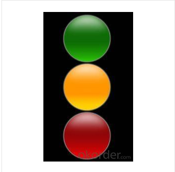 OKorder How much does a traffic light cost