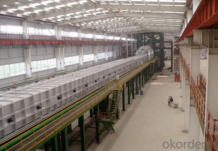 Hot Dip Galvanizing Line for Steel Strip