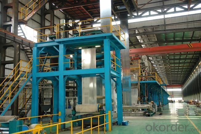 Color Coating Line for Steel Strip