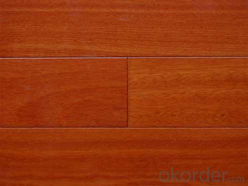 ECO Friendly Solid Kempas Flooring