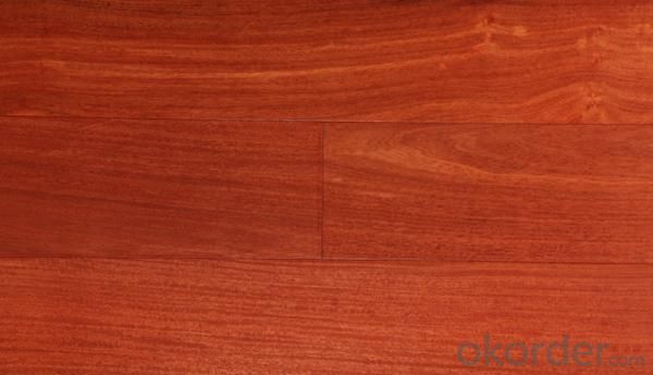 Engineered Santos Mahagony Flooring