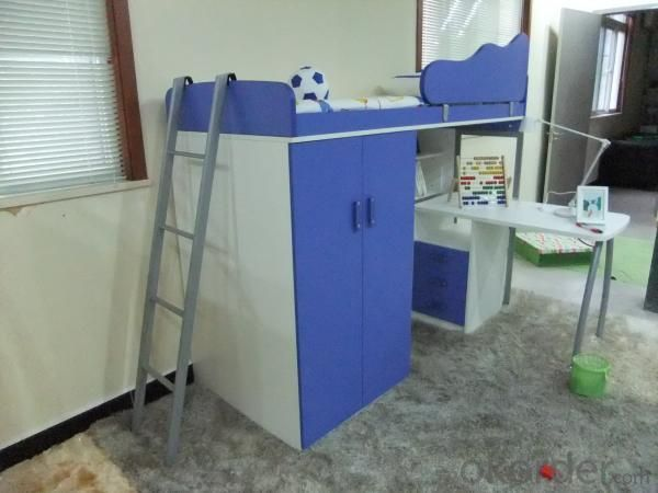 Kids Bunkbeds Over Series