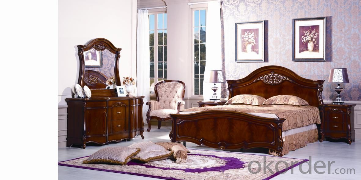 Luxury Bedroom Furniture8671