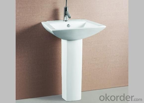 502 Pedestal Washbasin