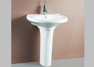 065 Pedestal Washbasin