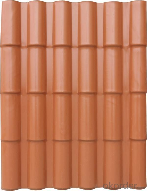 Synthetic Resin Roma Roof Tile
