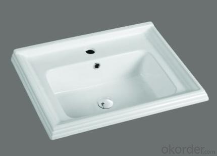 4014(600) Cabinet Basin