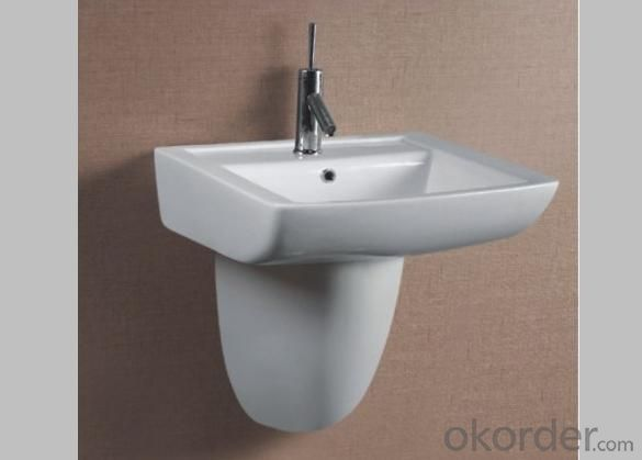 0520 Pedestal Washbasin