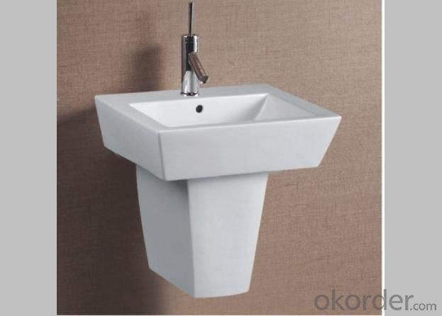 0540 Pedestal Washbasin