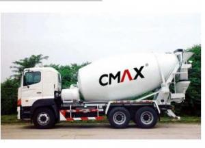 5253GJB Concrete Mixer Truck