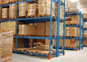 High-rise pallet racking system
