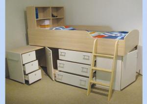 Lily Bed, Kids Bedroom Set