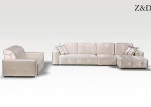 Chaise Lounge  with Armrest Sofa S14
