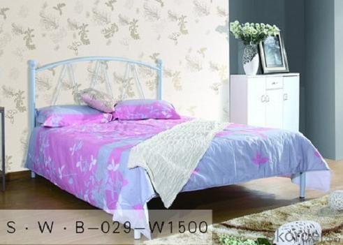 Steel Bed 029