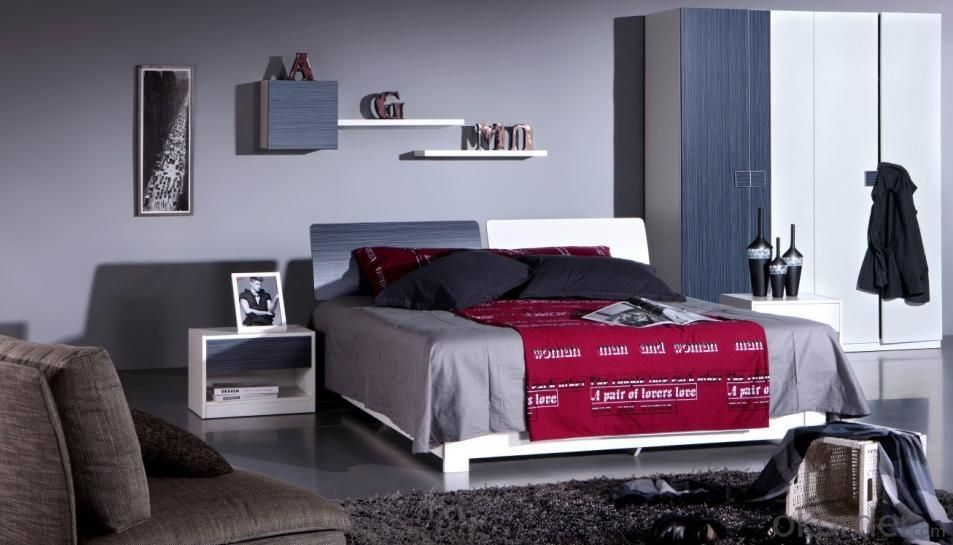 Modern Bedroom Furniture Set W03
