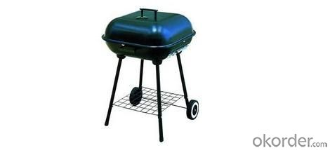 Hamburger Charcoal BBQ Grill--HAHG18
