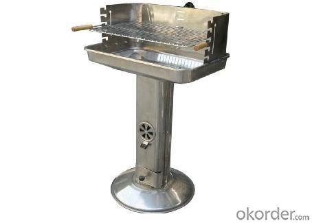 Pedestal BBQ Grill--PASS5838