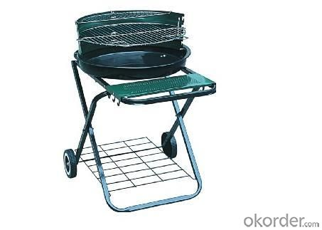 Foldable BBQ Grill--FAR18FA