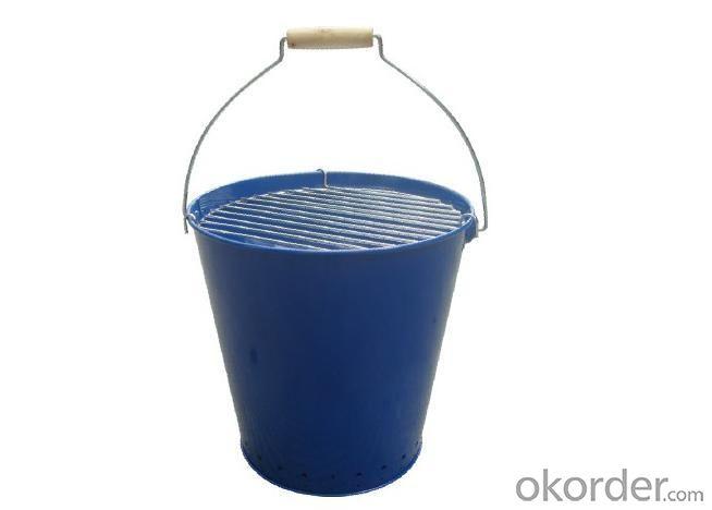 Bucket BBQ Grill--B9901M