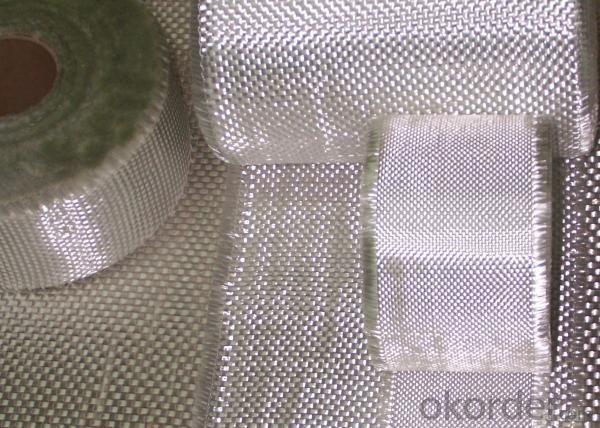 E-Glass Fiber Woven Roving