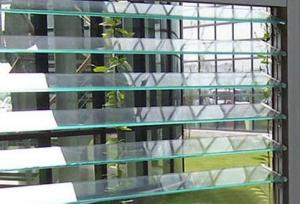 Louver Glass
