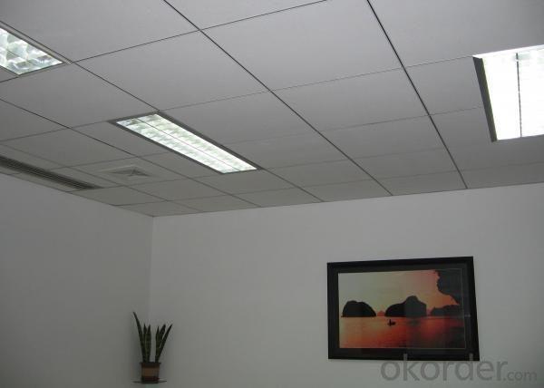 Interior Mineral Fiber Ceiling