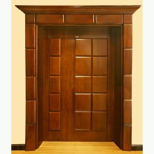 Factory-sale Solid Wood Door