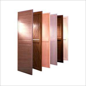 Modern Interior PVC Door