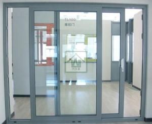 CAD Aluminum Door