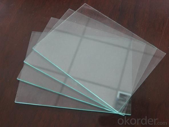 Sheet Glass 2.5mm