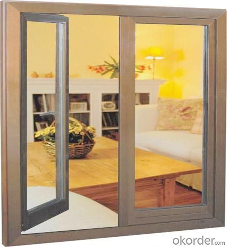 High Quality Aluminum Rolling Window Automatic