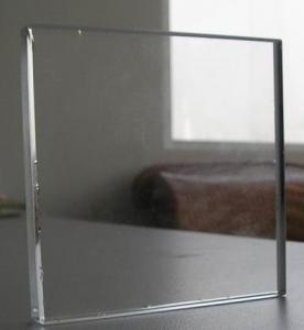 Environmentally Friendly Ultra Clear Glass