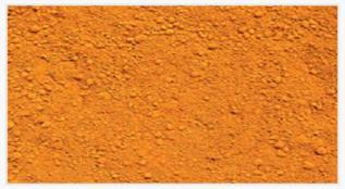 Iron Oxide Orange On Construction , Paint , Rubber , Plastic