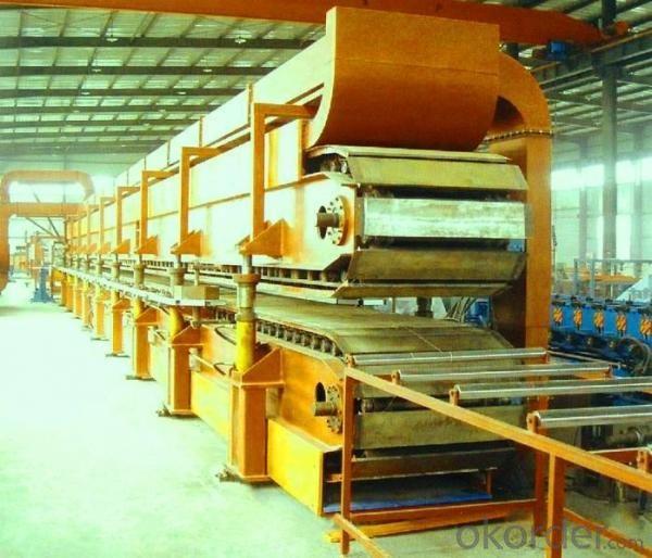 Hot Seller Continuous PU Sandwich Panel Production Line